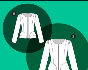Cordova Jacket - Sewaholic - Sewing Pattern