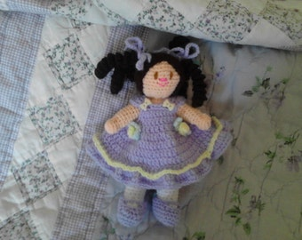 6.5in Curly Girl Doll 21