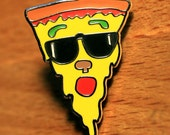 Pizza Bro - Hard Enamel Pin