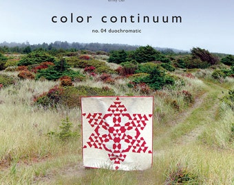 Color Continuum -- no. 04 duochromatic
