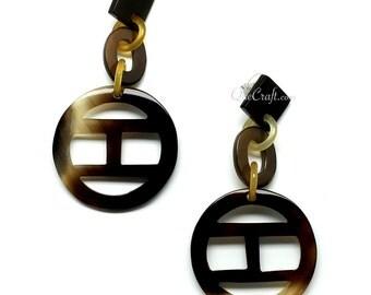 Horn Earrings - Q11423