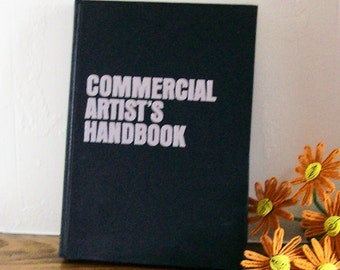 Book Commercial Art Handbook Dictionary of Terms 1973