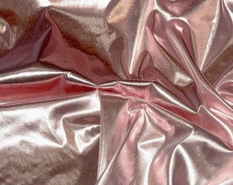Tissue Lame fabric Pink /white ..44 inches..crafts, costume, decor, doll clothing, gift wrap, hair bows, clothing