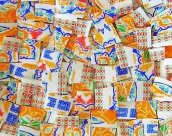 Mosaic Tiles-China Town-62 Tiles
