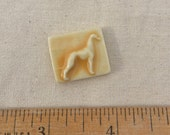 Ceramic Mosaic Tile Porcelain Greyhound
