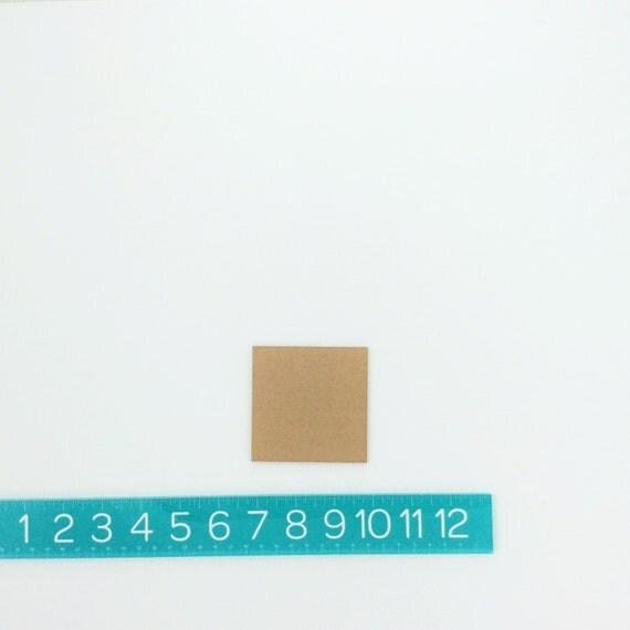 """squares PAIR (3"""")"""