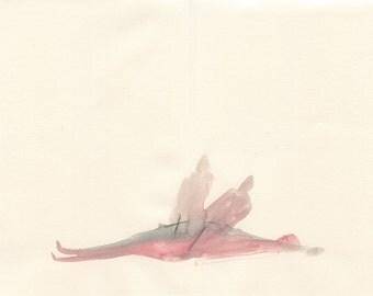 Rising from the Dead 3 - Original Illustration