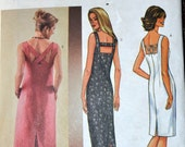 Butterick 3514 Misses' Dress Bust 30-32 Uncut Complete