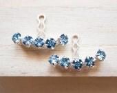 80% OFF Wire Jewelry Tutorial - Handmade Ear Jacket Earrings, DCHMT017