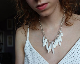 Natural Found Shell Necklace