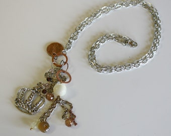Irish Blessings. Handmade Necklace