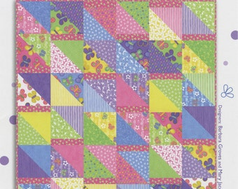Me & My Sister Designs TEN CENTS Quilt Pattern Quilting Sewing
