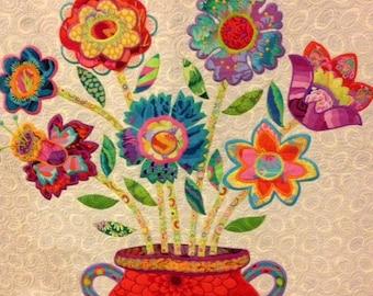 Potpopurri Pattern by Fabric Confetti