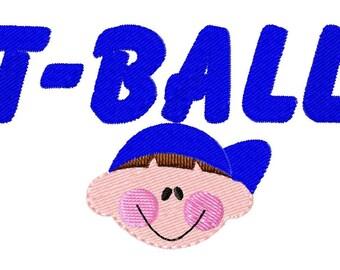 T Ball Boy