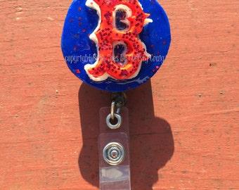 Boston Red Sox Badge Holder