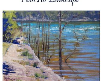 PLEIN AIR LANDSCAPE Painting by  Graham Gercken