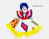 Handmade Cloth / Rag Doll, Reversible