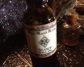 SEANCE Spell Oil . Old World Alchemy . Otherworldly Path Workings, Ancestral Spirit Works . Pagan Wiccan