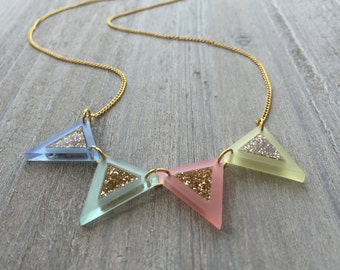 Bunting Necklace