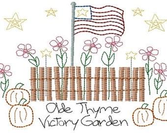 Victory Garden Etsy