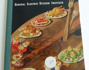 Antique The New Art Created by General Electric Kitchen Institute