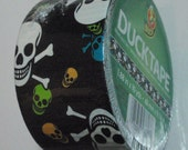 Duck Tape Roll Skull and Bones Jolly Roger Very Rare and Discontinued Best Price on the Net