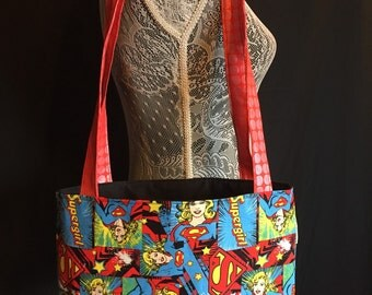 Supergirl Lightweight Bag