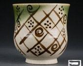 Stoneware Yunomi (tea cup)