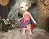 For Fidelia Fidelina Fuuga Isilmë CCC Firefly Faerie Midsummers Night Eve Flower Garden Dress