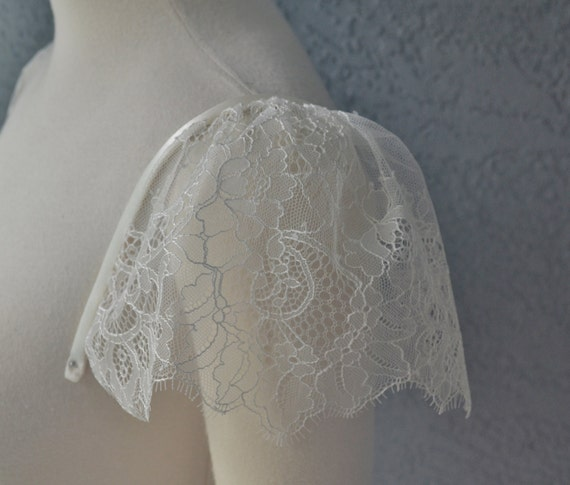 Lace sleeves to add to dress