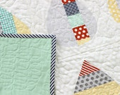 Baby Showers - Raindrop Baby Toddler Quilt