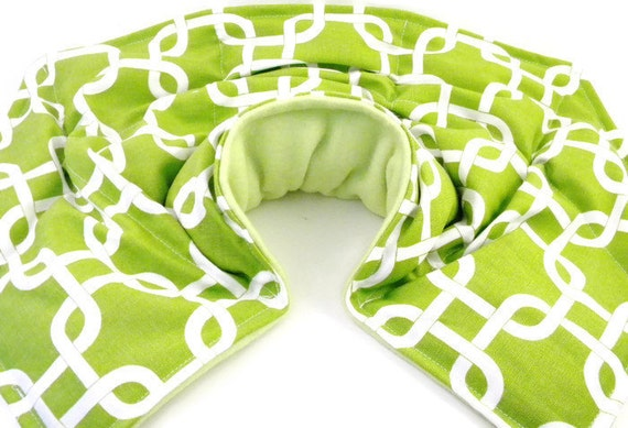microwave heating pad neck pillow shoulder back by