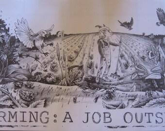 The Greenhorns: Farming, A Job Outside Poster