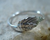Wing Ring Sterling Silver Statement Ring/Angle Ring/Knuckle Ring/Thumb Ring/Midi Ring/Wing Ring/Angel Ring/Feather Ring/Rider Ring/Flying