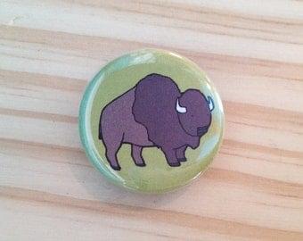 Buffalo Buttons