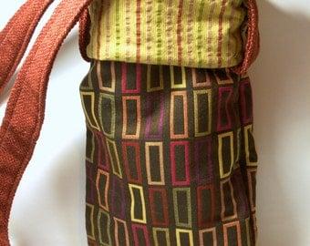 Handbag Recycled Handbags Fabric Purse Small Tote Gift Ideas Fabric Handbag Hobo Bags Small Purse
