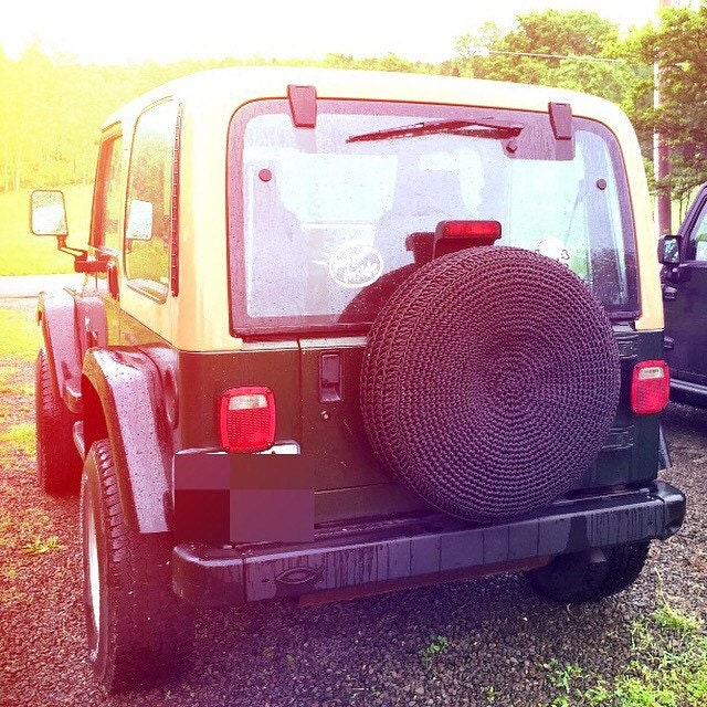 custom tire cover 550 cord. Black Bedroom Furniture Sets. Home Design Ideas