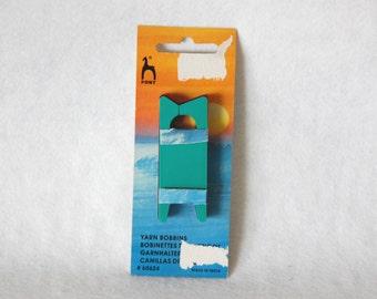 PONY yarn bobbins multicolour - pack of 10