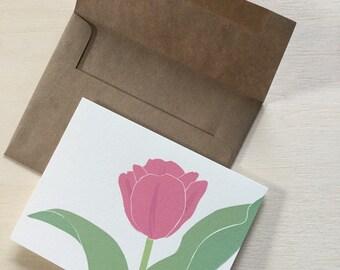 Tulip 5 Card Pack
