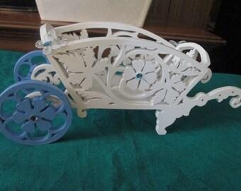 Scandinavian wheel barrow