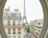 Paris Photography, Eiffel tower room with a view, Paris Decor, Haussmann apartments in Paris, Paris Architecture, Rebecca Plotnick