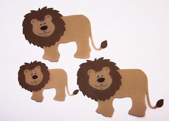 Lion King Jungle Gel Lion King of The Jungle Tan