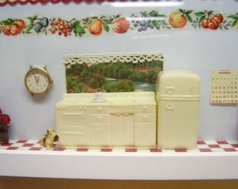 8x10 Marx Kitchen Shadowbox