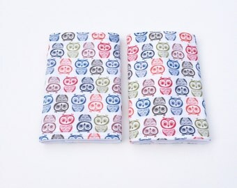 Drool Pads, Suck Pads, Teething Pads, Ergo, Tula, Beco, Boba, Mei Tai, Waterproof, Absorbent Cotton, Carrier Straps, Owl, Unisex