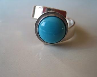 Sleeping Beauty Turquiose Ring size 7
