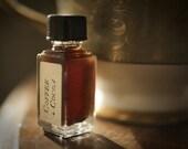 Coffee + Cocoa - Strange Companion Blend™ - Natural Perfume Oil with gourmand chocolate cacao espresso mocha scent