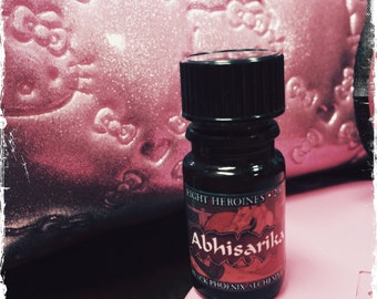 Abhisarika 2007 Perfume Oil -  5ml - Black Phoenix Alchemy Lab Vintage