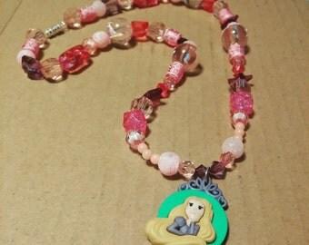 Princess Rapunzel Necklace