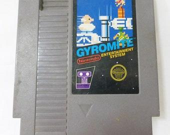 Gyromite dream nintendo NES 1985 cart only
