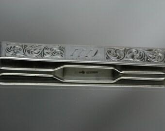 Vintage Silver Money Clip